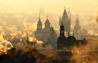 Prague in color