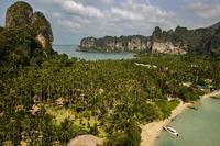 Landscape of Krabi