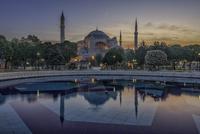 Istanbul skyline, Istanbul, Turkey