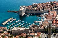 Dubrovnik old town, Dubrovnik, Croatia