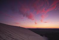 Sunrise over Dune of Pilat, La Teste de bunch, France