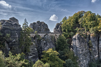 Elbe Sandstone Mountains, Germany