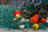 Fishing equipment, Galicia