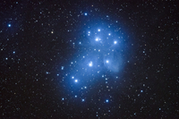 View of Pleiades