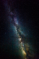 Milky way, Mongolia