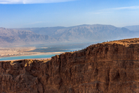 Mountain at Dead Sea