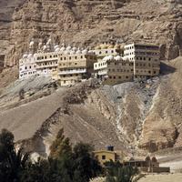 St Paul's Monastery in desert, Egypt