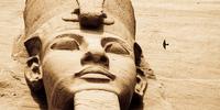 Head of Sphinx, Nubia, Egypt