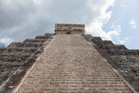 Kukulkan Pyramid, Mexico
