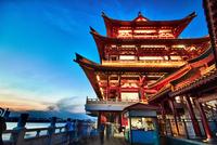 Chinese Architecture, Changsha, China