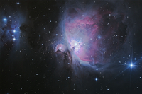 Nebula and stars 11098028516| 写真素材・ストックフォト・画像・イラスト素材|アマナイメージズ