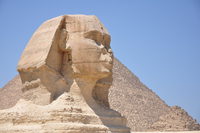 Great Sphinx of Giza, Giza, Egypt