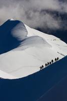 Mountaineering, Chamonix Mont Blanc, France