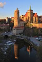 Ortenburg castle, Bautzen, Saxony, Germany