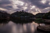 Sankeien garden landscape, Sankeien, Yokohama, Kanagawa, Japan