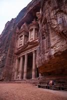Ruins in Petra, Petra, Jordan