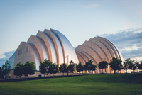 Kauffman Center for the Performing Arts, Kansas City, Missouri, USA