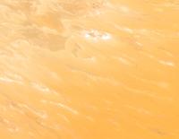 Satellite view of desert, United Arab Emirates