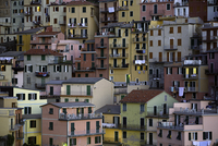 Houses at Manarola, Italy