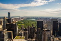 Central Park View, New York, USA