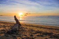 Cowley beach at sunrise, Queensland, Australia