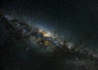 Centre of Milky Way galaxy