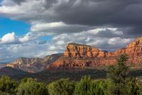 Gods Country landscape, Sedona, Arizona, USA