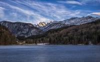 Lake Hechtsee, Lake Hechtsee, Austria