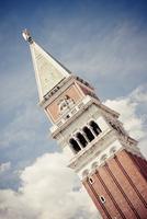St Marks Campanile, Venice, Italy