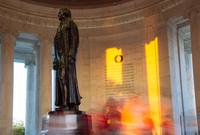 Thomas Jefferson memorial, Washington, USA