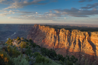 Grand Canyon seen from Desert View Watchtower, Arizona, USA