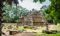 Phimeanakas temple ruins, Angkor, Siem Reap, Cambodia