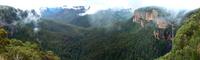 Panorama Govet's Leap