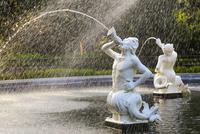 Forsyth Park 11098059990| 写真素材・ストックフォト・画像・イラスト素材|アマナイメージズ