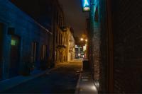 Nocturne,Gold Alley, San Francisco