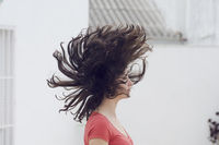Hair movement