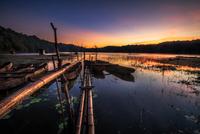 Sunrise at Tamblingan