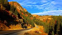 Autumn in Big Cottonwood Canyon