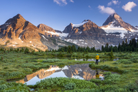 Mount Assiniboine, Canadian Rockies