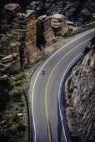 Mt.Lemmon Bike Descent