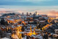 Bergamo citt? alta