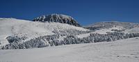 Beautiful winter mountain 11098064638| 写真素材・ストックフォト・画像・イラスト素材|アマナイメージズ