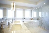 Master Bathroom 11098064877| 写真素材・ストックフォト・画像・イラスト素材|アマナイメージズ