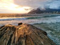 Seascape from Rio de Janeiro