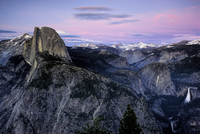 Yosemite After Sunset