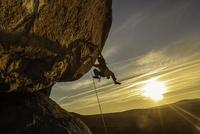 sunset climb #