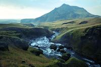 Silfra fissure river, Iceland