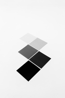 Abstract background of grayscale floor tiles