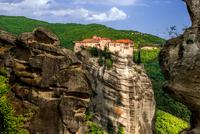 Meteora Monastery, Kalabaka, Greece
