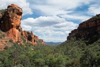 Fay Canyon landscape, Sedona, Arizona, USA